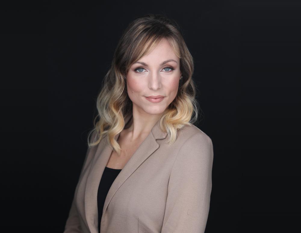 Ocean 6 Executive Assistant, Elena Grassi