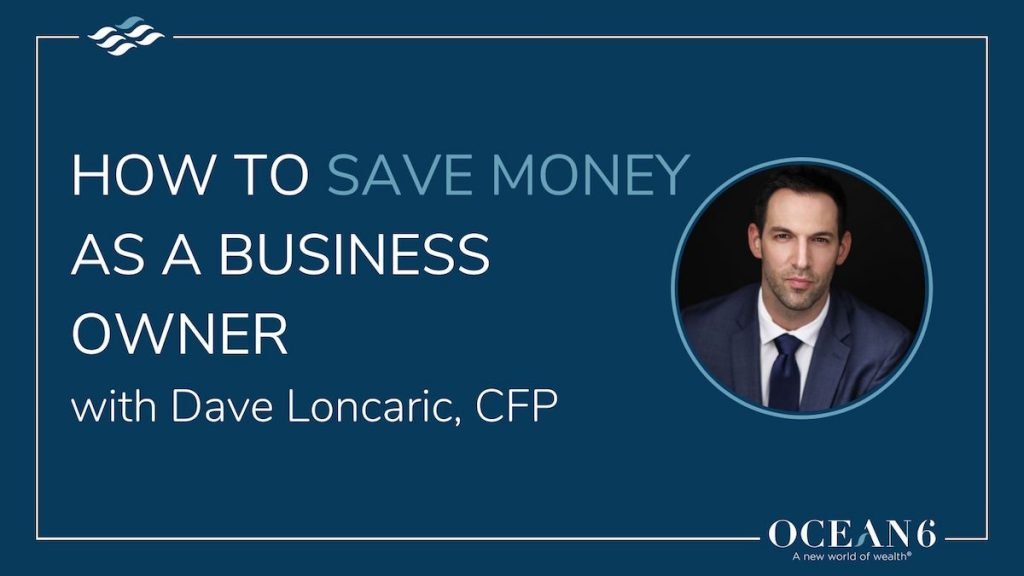 How to Save Money as a Business Owner